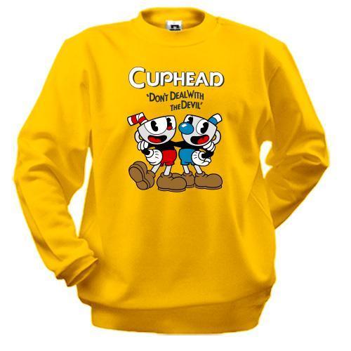 Свитшот Cuphead