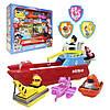 Игровой набор Щенячий Патруль Спасательная  лодка