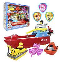 Игровой набор Щенячий Патруль Спасательная  лодка, фото 1