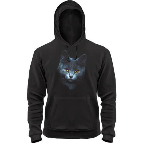 Толстовка с котом