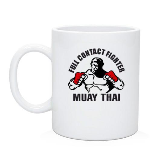 Чашка Муай тай