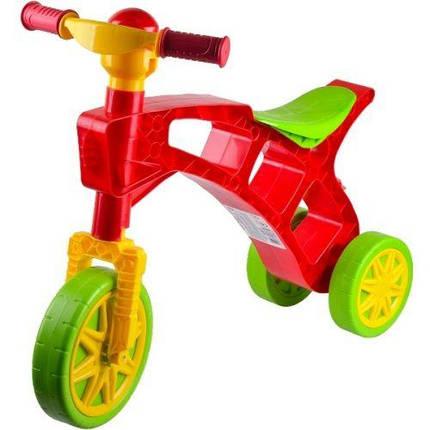Каталка Ролоцикл красный 3831, фото 2