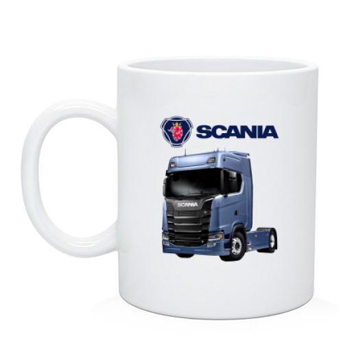 Чашка Scania S