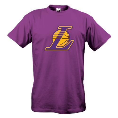 Футболки Los Angeles Lakers (2)