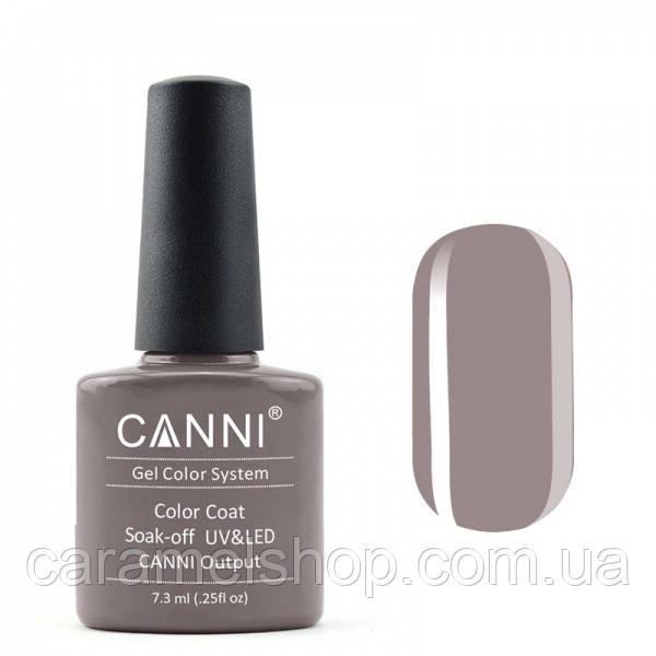 Гель-лак CANNI 149 коричнево-серый, 7,3 ml