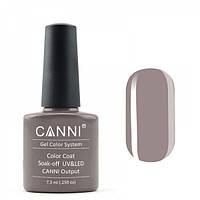 Гель-лак CANNI 149 коричнево-серый, 7,3 ml, фото 1
