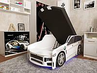 Кровать - машина Premium с подъемным механизмом