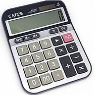 Калькулятор Eates BM-007, 17,4х13,2х3,4см  12разрядов 2питания