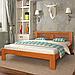 Кровать деревянная двуспальная Шопен, фото 4