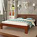 Кровать деревянная двуспальная Шопен, фото 5