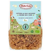 Макарони DALLA COSTA BIO Farm з коричневим рисом, без глютену 250 г 8 шт / ящ 1735