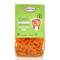 Макарони DALLA COSTA BIO Fusilli з кукурудзу Органічні, без глютену 250 г 8 шт / ящ 0169