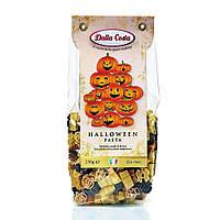 Макарони DALLA COSTA Halloween pasta з Моркви и чорною Морква 250 г 24 шт / ящ 1 124