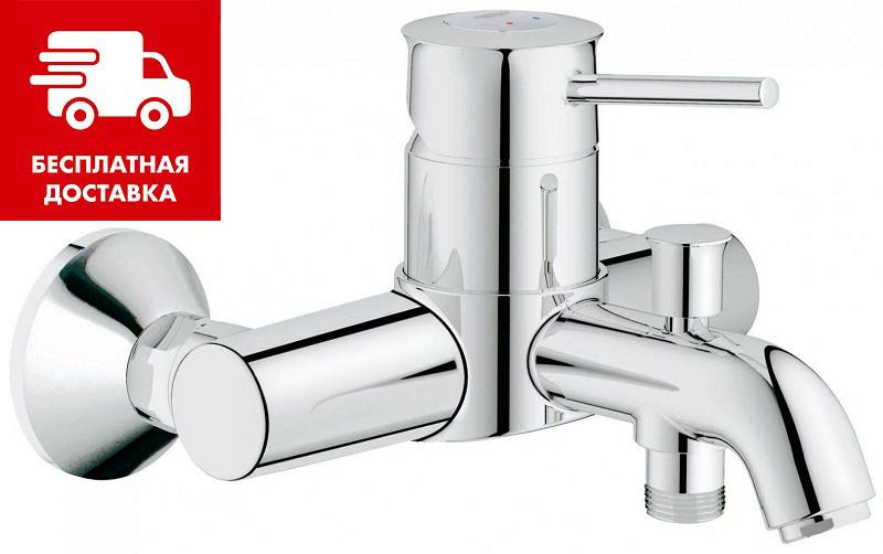 Смеситель в ванную и душ Grohe BauClassic 32865000