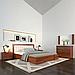 Ліжко дерев'яне двоспальне Регіна Люкс з підйомним механізмом, фото 4