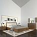 Ліжко дерев'яне двоспальне Регіна Люкс з підйомним механізмом, фото 5
