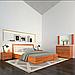Ліжко дерев'яне двоспальне Регіна Люкс з підйомним механізмом, фото 6