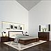 Ліжко дерев'яне двоспальне Регіна Люкс з підйомним механізмом, фото 7