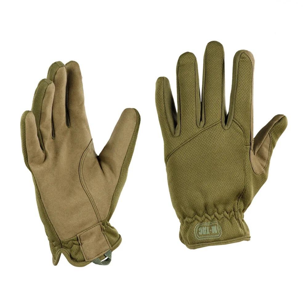 M-Tac перчатки тактические олива Scout Tactical Mk.2 Olive