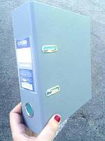 Папка сегрегатор А5 8см серый ECONOMIX