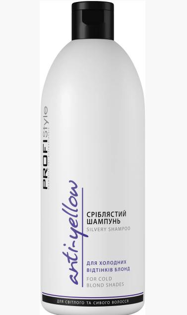 "Шампунь PROFIStyle ""Серебристый"", 500г."