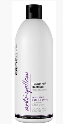 """Шампунь PROFIStyle """"Жемчужный"""" для теплых оттенков, 500г., фото 2"""