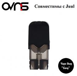 Картридж OVNS JC01 Pro Pod Ceramic 1.5 Ом Оригинал (Совместимый с Джул).