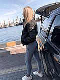 Качественная женская теплая куртка! Утеплена силиконом. Размеры: 42, 44, 46, фото 7
