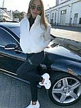 Качественная женская теплая куртка! Утеплена силиконом. Размеры: 42, 44, 46, фото 3