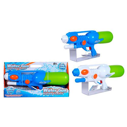 Водяний бластер 8700-2 помпа, в коробке 50-26,5-8 см