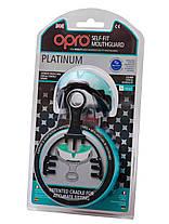 Капа OPRO Platinum Series Pearl/Mint/Black (art.002197002), фото 3