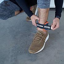 Отягощения для ног фиксированные Power System 1.5 kg пара, фото 3