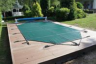 Накрытие для бассейна размером 5 на 3 метра
