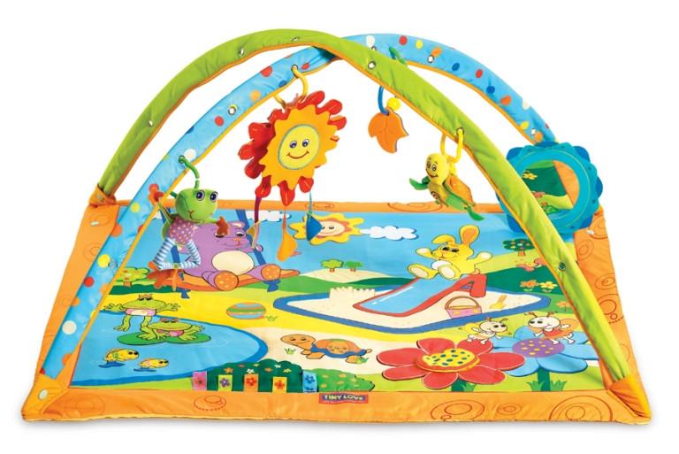 Развивающий коврик 'Солнечный день' TINY LOVE