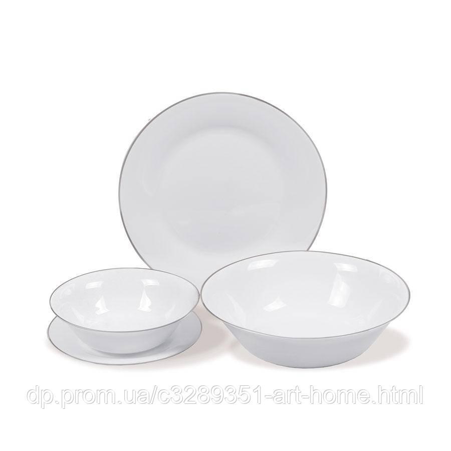 Набор посуды 19 предметов Maestro MR-30055-19S