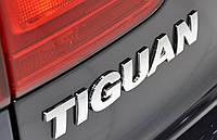 Эмблема надпись багажника VW TIGUAN, фото 1