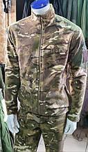 Спортивные флисовые костюмы Commandor в расцветке мультикам