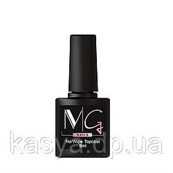 Топ без липкости MG Nails No Wipe Top Coat, 8ml