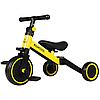 "Беговел-велосипед 2в1 7,5/5,5 T-212516 Yellow /1/"""