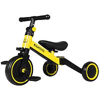 """Беговел-велосипед 2в1 7,5/5,5 T-212516 Yellow /1/"""", фото 1"""