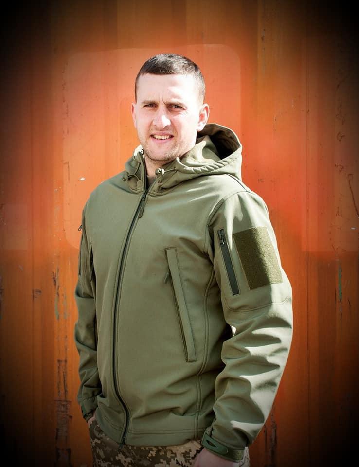 Тактическая куртка софтшел Softshell Olive олива