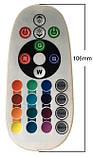 Контроллер для RGB ленты 220В с пультом 24кн. (инф/красн), фото 2