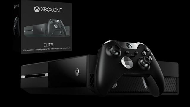 Microsoft випустила елітну Xbox One