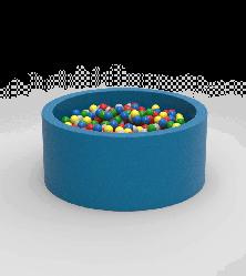 Сухий басейн з кульками Kidigo Lucky Коло
