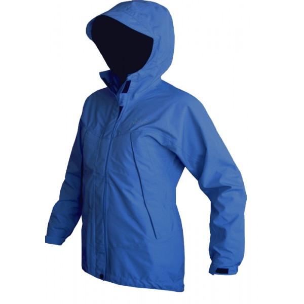 Мембранная штормовая женская куртка Neve ISOLA синяя