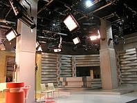 Акустическая обработка и звукоизоляция специальных помещений - студий звукозаписи, студий радио- и телевещания
