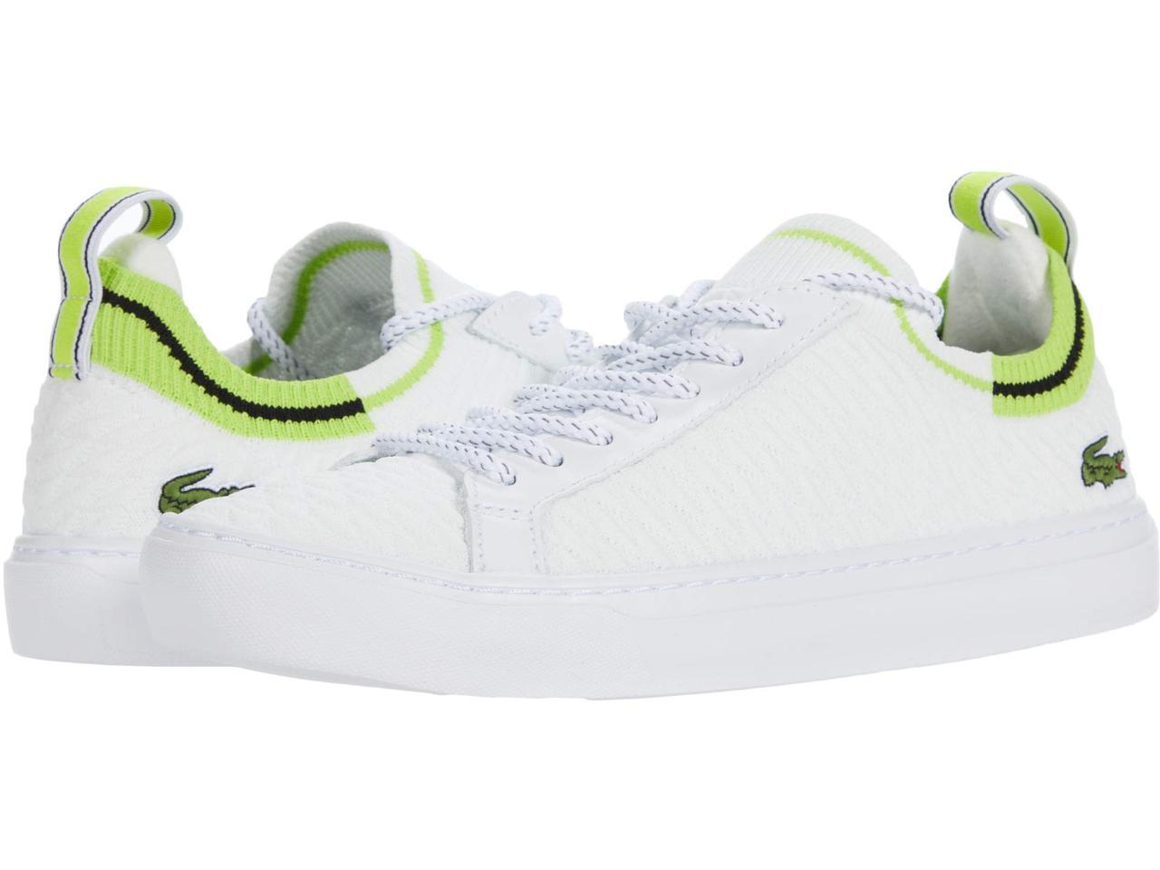 Кроссовки/Кеды (Оригинал) Lacoste La Piquée 0120 1 White/Light Green