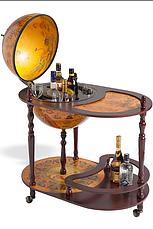 Глобус бар підлоговий зі столиком Земну кулю 42004 R, фото 2
