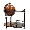 Глобус бар підлоговий зі столиком Земну кулю 42004 R, фото 4