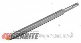 GRANITE  Стамеска пикообразная SDS-PLUS 14*400 мм с победитовой напайкой GRANITE, Арт.: 1-01-400